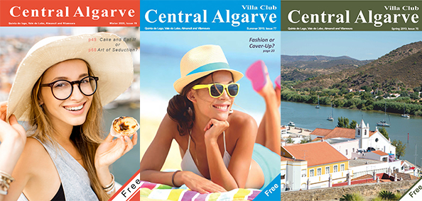 Central Algarve Magazine