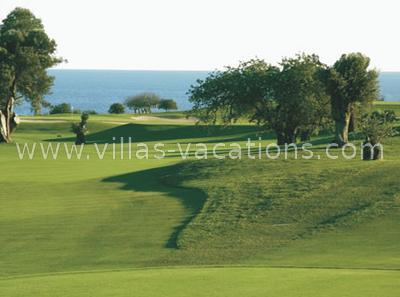 Golf at Quinta da Ria