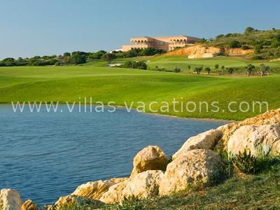 Faldo Oceanico Golf Course Algarve