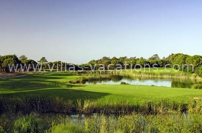 Ocean Vale do Lobo Golf Course Algarve