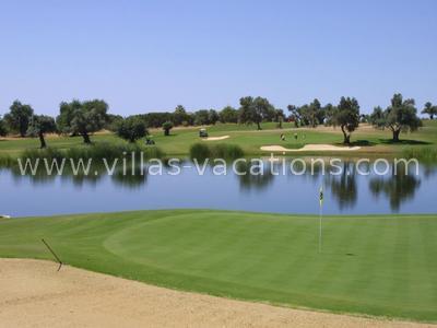 Golf at Quinta de Cima