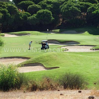 Golf Course Vale do Lobo Algarve